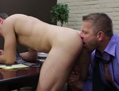 STIFF AS A BOARD - The Gay Office - Spencer Fox & Colby Jansen