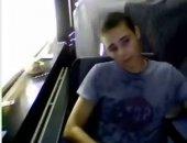 twink jerking on cam