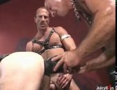 leather daddies break an ass in half