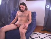 str8 long hair dude with big thick cock gets BJ from me.