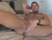 Hot Italian Man Flesh Squirts Jizz Part 1