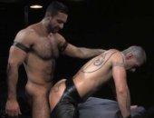 Adam Champ And Logan McCree In Dominus