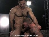 Angelo Marconi and Mitch Vaughn