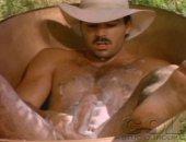 Farmer Pleasing Himself