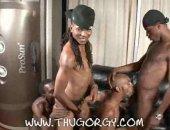 Thug Foursome