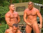 Huge Giants Orgy