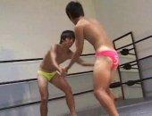 Gay Wrestling Match