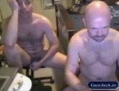 Playful Webcam Couple