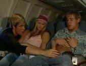 Straight Guy Sucked On Plane