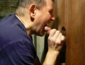 Amateur Gloryhole Cop