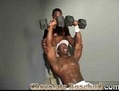 Biggest Black Muscles