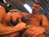 Dominates Younger Guy