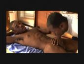 Masseuse Drains His Juice