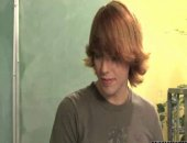 Redhead Twink Banged In Classroom