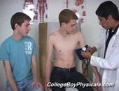 College Boy Physicals