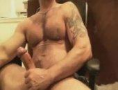 Hot Muscle Bear