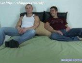 Straight Guys Posing