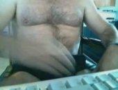 Chunky Hairy Bear