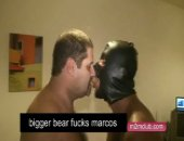 Bigger Bear fucks Marcos