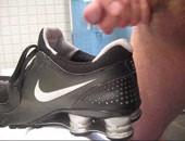 Nike Shox Cumshot