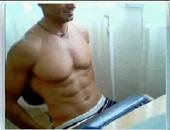 Musculuoso En Webcam