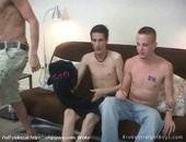 Three Horny Studs