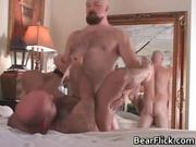 Don James and Justin Wood pleasing their