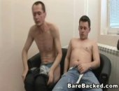 Gay Boys Having Bareback Sex