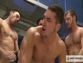 Oiled Butt Slut Moans Loudly