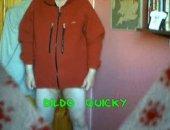 Solo Amateur Dildo Quicky
