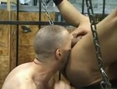 Muscle Studs Piss Enema