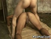 Latino Gay Hunks Anal Sex