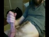 JERKING MONSTER THICK COCK
