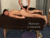Roman Lysacek - Anal Toy Massage