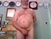 Bear Webcam Double Cumshot