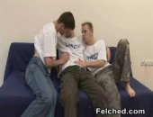 Hot Gay Bareback Felching