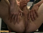 Twink Boy Groped and Jerked