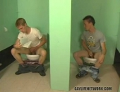 Twinks Fuck In Public Bathroom