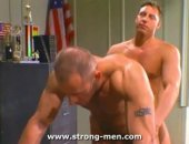 Muscle Sucking Cocks