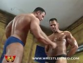 oiled up wrestlers