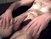Hairy and Horny at Home!