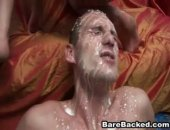 Bareback Anal Sex By Two Dirty Queers