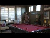 naked billiards get nasty