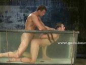 fetish in a fish tank