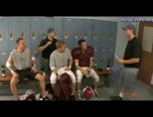 football jock orgy