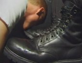 boot licking and blow jobs