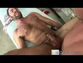 Hairy Guy Got Fucked