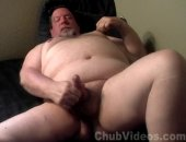 Fat Bear Handjob