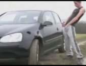 Car Cumshot