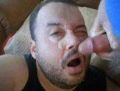 Mature Facial Cumshot